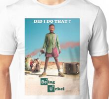 Being Urkel Unisex T-Shirt