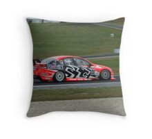 Mark Skaiffe (200th Round Start) - Phillip Island 2007 Throw Pillow
