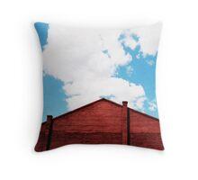 Cloud Smoke Throw Pillow