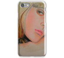 Blonde Bombshell iPhone Case/Skin
