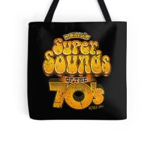 K Billy's Super Sounds of the 70s Tote Bag