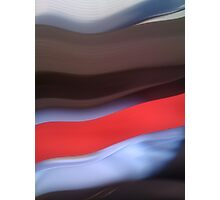 HP Sauce Abstract Photographic Print