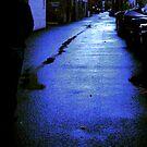 Alley of Blues by Jen Cannella