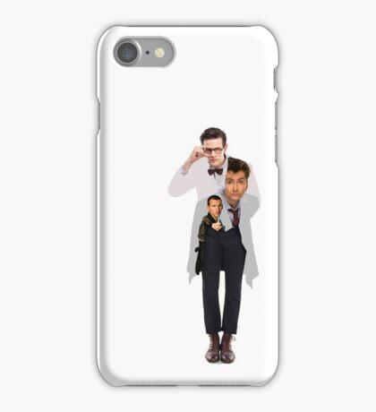 Doctor, Doctor, Doctor iPhone Case/Skin