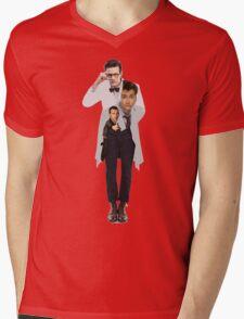 Doctor, Doctor, Doctor Mens V-Neck T-Shirt