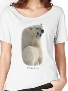 Polar Love - T-Shirt Women's Relaxed Fit T-Shirt