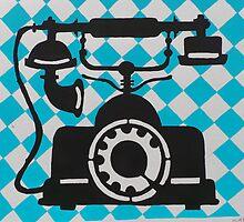 Telephone by Mirellarussell
