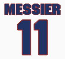 National Hockey player Mark Messier jersey 11 by imsport