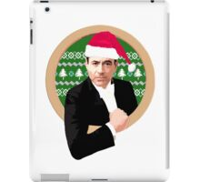Downey's Ducklings' holiday sweater (#2) iPad Case/Skin