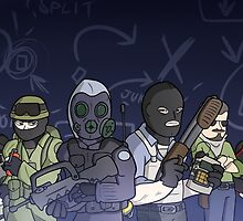 The Global Offensive-ers by TheCatt