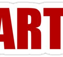 Earth Art Sticker