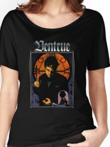 Masquerade Clan: Ventrue Revised Women's Relaxed Fit T-Shirt