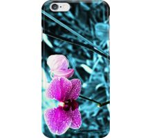 Turquoise Oblivion iPhone Case/Skin