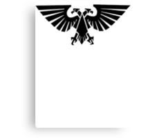 Imperium Of Man Aquila Canvas Print