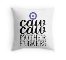 Caw Caw Throw Pillow