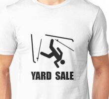 Ski Yard Sale Unisex T-Shirt