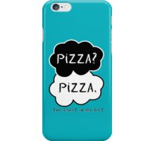 The Fault In My Diet iPhone Case/Skin