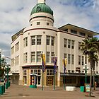 T&G Dome Building in Napier by Yukondick