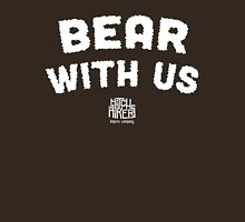 Bear With Us (White) Unisex T-Shirt