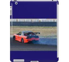 Drifting at Mallana iPad Case/Skin