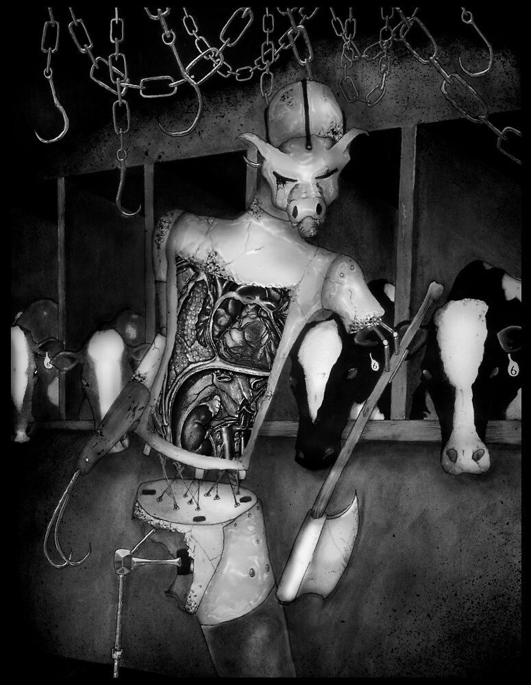 The Butcher by FILTH MIRROR