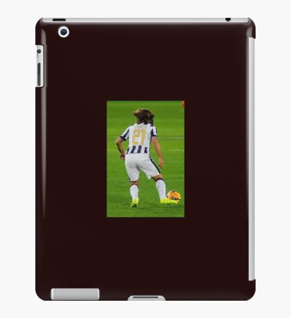 Juventus Vs All Stars iPad Case/Skin
