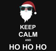 Keep Calm And Ho Ho Ho by seazerka