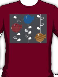 Birds of a Leaf T-Shirt