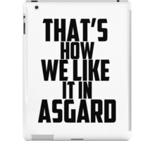 In Asgard iPad Case/Skin