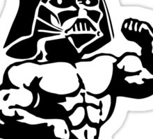 Star Wars Darth Vader Luke I Am Your Spotter Gym Mashup Sticker