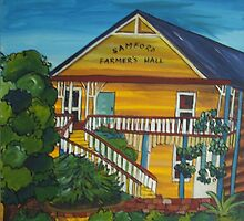 farmers hall by louise lawrence