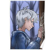 Frozen Boy Poster