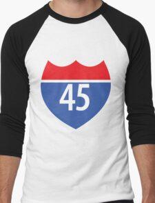 45 Men's Baseball ¾ T-Shirt