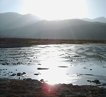 Bolivian Sunset by Luke Meers
