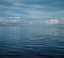 Waters of Titicaca by Luke Meers