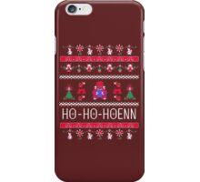 Ho-Ho-Hoenn! Groudon  iPhone Case/Skin