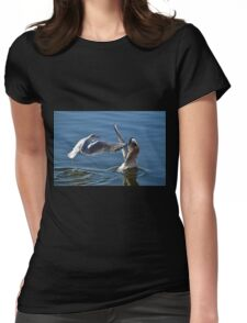 Caption Needed.............. Womens Fitted T-Shirt