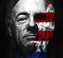 FU Frank Underwood House of Cards by chillauren