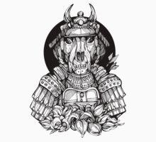 Samurai T by WOLFSKULLJACK