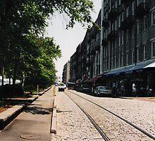 A Street in Georgia by Janet Ellen Lusk