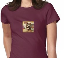 Chihuahua! Womens Fitted T-Shirt