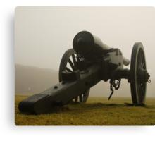 Deadly Fog Canvas Print