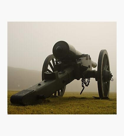 Deadly Fog Photographic Print