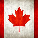 Canadian Flag ver. 1 by Serdd