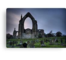 bolton abbey Canvas Print