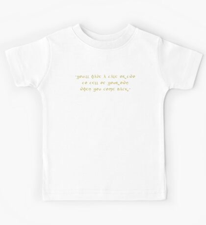 A Tale or Two Kids Tee