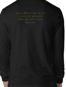A Tale or Two Long Sleeve T-Shirt
