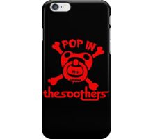 Pop in the soothers by lilterra.com iPhone Case/Skin