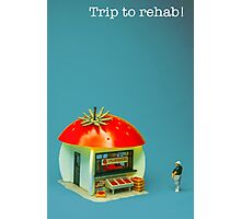 Trip to rehab Photographic Print