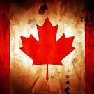 Canadian Flag ver. 2 by Serdd